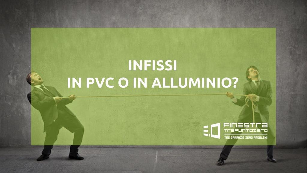 infissi pvc alluminio poletti